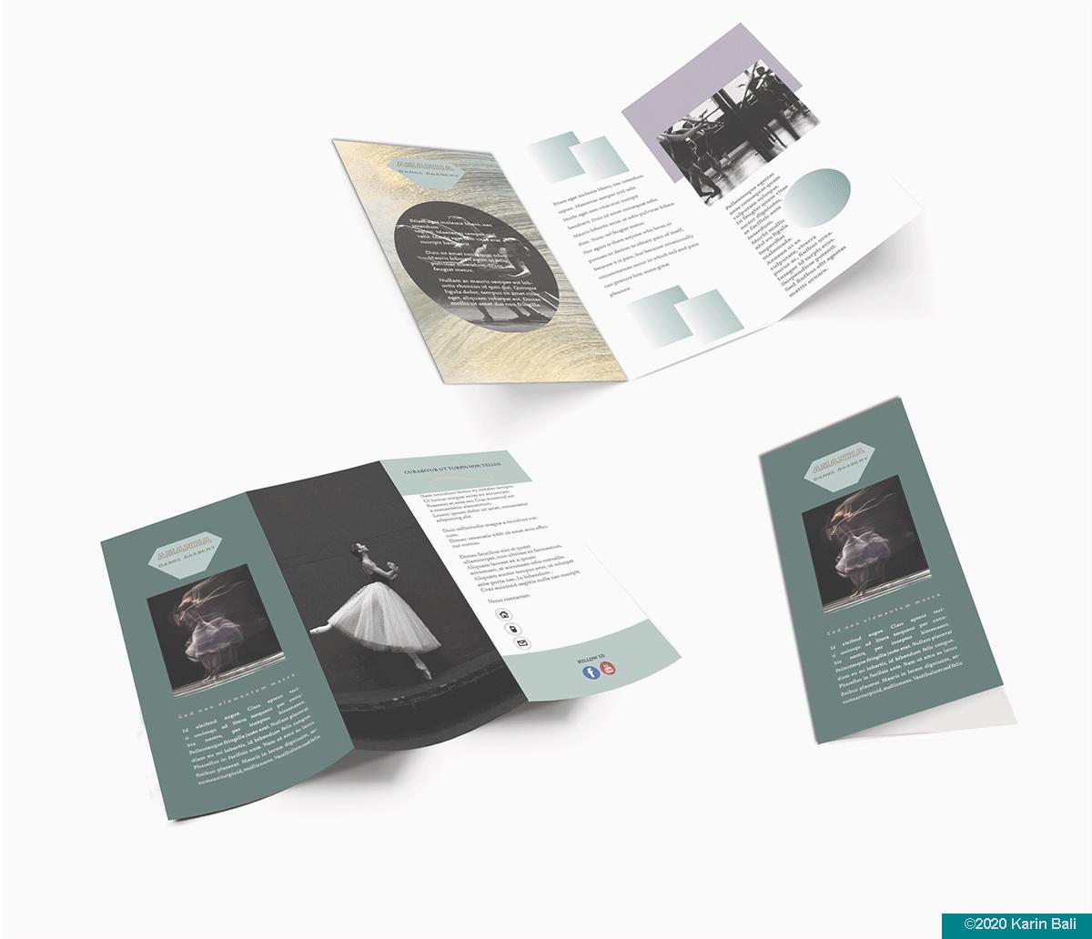 Brochure Amanha Dance Academy